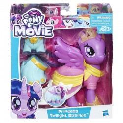 Figurina Hasbro My Little Pony Princess Twilight Sparkle cu aripi