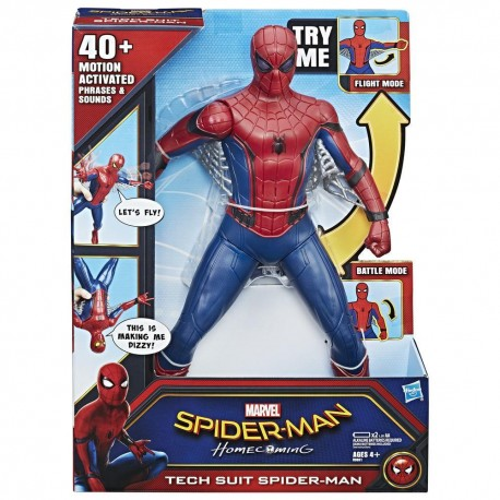 Figurină Spiderman electronică 30 cm