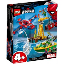 LEGO Super Heroes - Spider-Man: Doc Ock si furtul diamantelor