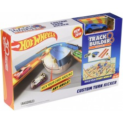Set de joaca Mattel Hot Wheels Custom Turn Kicker