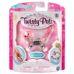 Figurina Twisty Petz transformabila in bratara - Pawsome Puppy