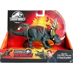 Figurina Jurassic World Savage Strike - Styracosaurus