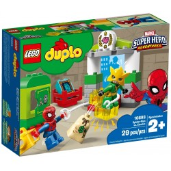 10893 - LEGO DUPLO Super Heroes Omul Paianjen contra Electro
