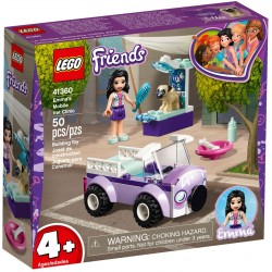 41360 - LEGO Friends Clinica veterinara mobila a Emmei