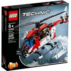 42092 - LEGO Technic Elicopter de salvare