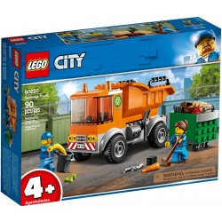 60220 - LEGO City Great Vehicles Camion pentru gunoi