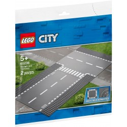 60236 - LEGO City Supplementary Intersectie dreapta si in T
