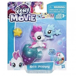 Figurina Sirena Baby Sea Poppy My Little Pony:Filmul