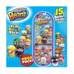 Set 15 figurine Mighty Beanz, Mega Pack, S1