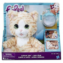 Jucarie Hasbro Interactiva Fur Real Friends Pisicuta Cara