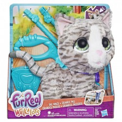Jucarie Hasbro Interactiva Fur Real Friends Walkalot Pisicuta la plimbare