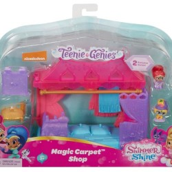 Set de joaca Mattel Shimmer & Shine Magic Carpet