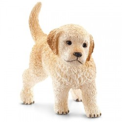 Figurina Schleich - Golden Retriever, pui - 16396