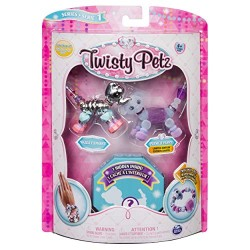 Set Twisty Petz - Pachet 3 figurine ponei transformabile in bratari