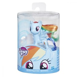 Figurina My Little Pony - Rainbow Dash 7 cm, E5006