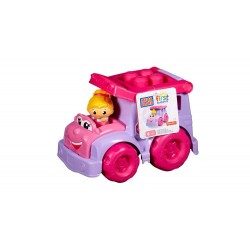 Jucarie Mega Bloks First Builders Susie School Bus