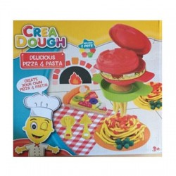 Set creatie plastilina - Pizza Set