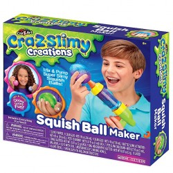 Set creatie Cra-Z-Art Squish Ball Maker