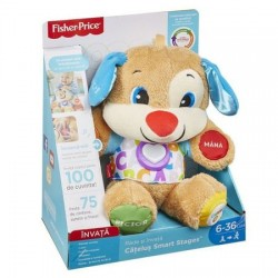 Catelusul Vorbitor Fisher Price - Radem si Invatam