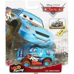 Masinuta metalica Cal Weathers Mud Racing XRS Disney Cars 3