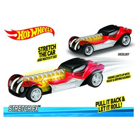 Mașină Hot Wheels Flash Drifter - Twinduction