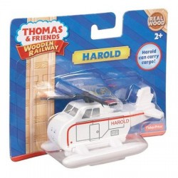 Harold din lemn - Thomas&Friends Wooden Railway