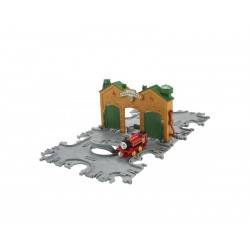 Set de joaca portabil Thomas & Friends - Atelier