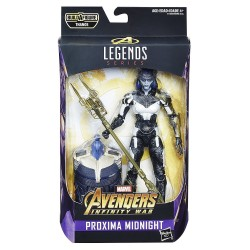Figurina Avengers Legends - Proxima Midnight, 15 cm