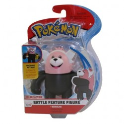 Figurina Pokemon Deluxe Action - Bewear