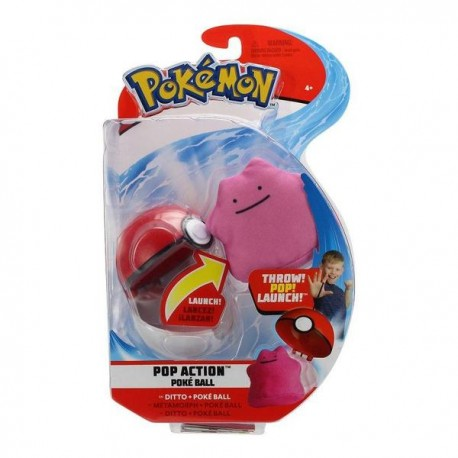 Figurina Pokemon Deluxe Action - Lapras