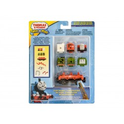 Set de joaca Thomas & Friends - Fabrica de locomotive Max si Gator