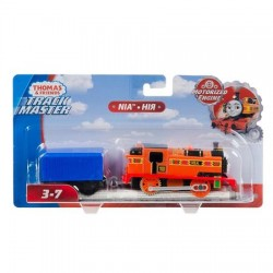 Locomotiva Nia motorizata cu vagon Thomas & Friends TrackMaster™ Fisher-Price® FXX47