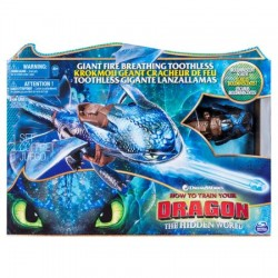 Figurina Spin Master, Dragonul Toothless