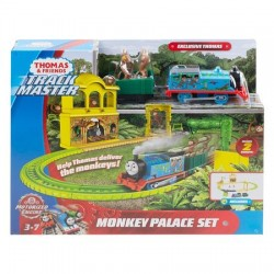 Set de joaca Thomas & Friends - Trackmaster Monkey Palace