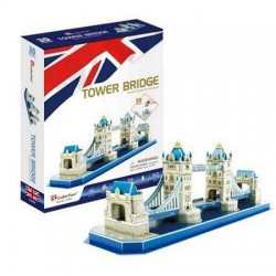 Puzzle 3D Tower Bridge 52 piese