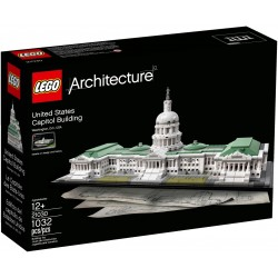 LEGO Architecture - United States Capitol Building