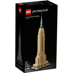 LEGO Architecture - Empire State Building