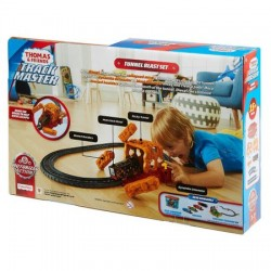 Set de joaca Fisher Price Thomas & Friends Tunnel Blast