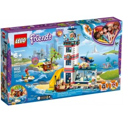 LEGO Friends - Centrul de salvare de la far