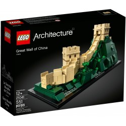 LEGO Architecture - Great Wall of China - Marele zid chinezesc