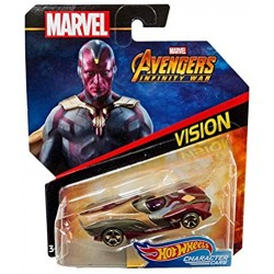 Masinuta Mattel Hot Wheels Marvel - Vision