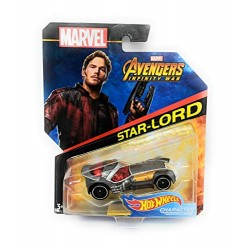 Masinuta Mattel Hot Wheels Marvel - Star-Lord
