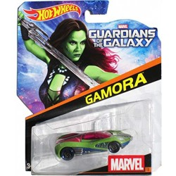 Masinuta Mattel Hot Wheels Marvel - Gamora