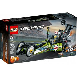 42103 - LEGO Technic - Dragster