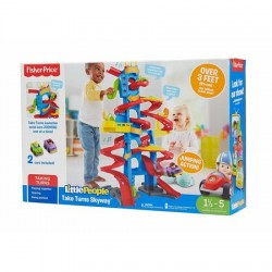 Little People - Take Turns Skyway - Turn de joaca deluxe 91 cm+