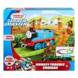 Set de joaca Thomas & Friends - Maimuta jucausa