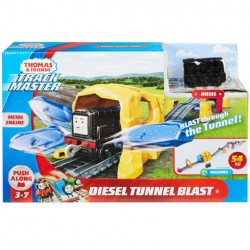 Set de joaca Thomas & Friends Push Along - Explozie in mina