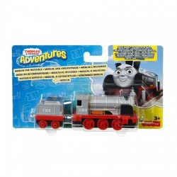 Locomotiva Merlin Invizibilul cu vagon Thomas & Friends™ Adventures DXR59