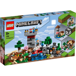 21161 - LEGO Minecraft Cutie de crafting 3.0
