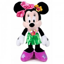 Pluș Disney Minnie Mouse 20 cm - Hawaiian